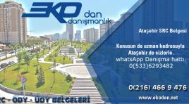 Ataşehir SRC Belgesi