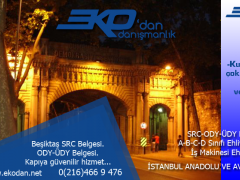 Beşiktaş SRC Belgesi